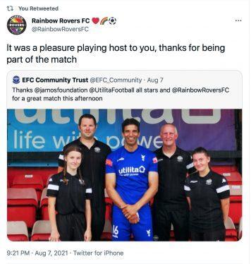 EFC Community Trust share a post